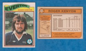 Everton Roger Kenyon 247